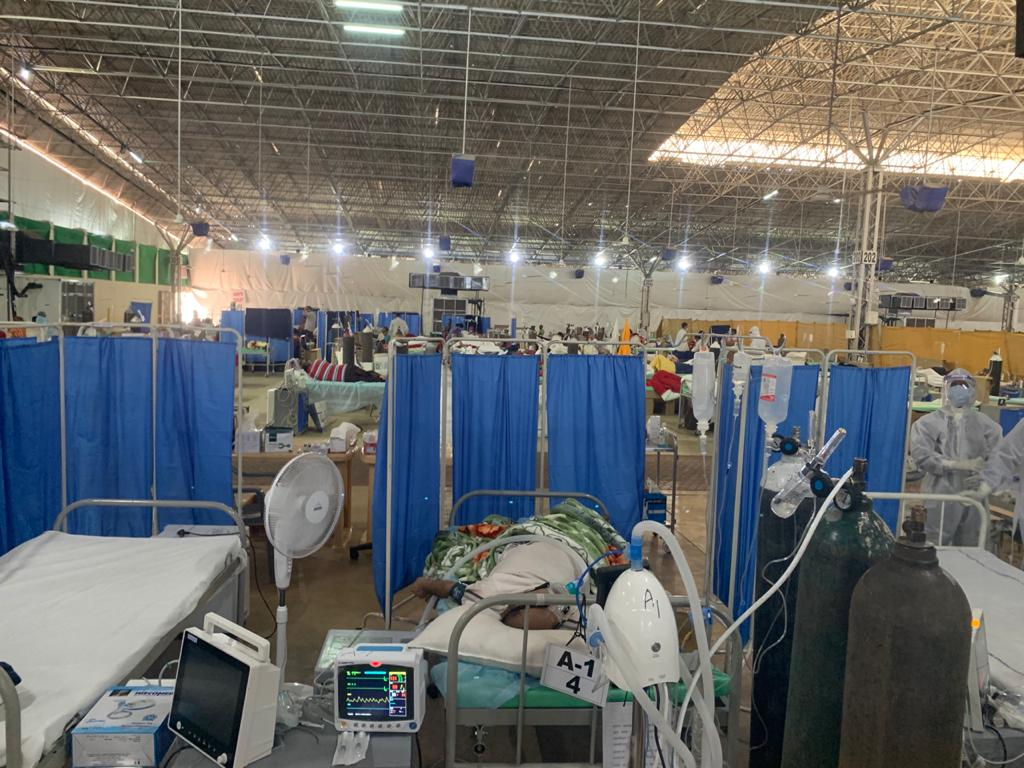 Recently, some states claimed ventilators procured by the Centre have been found faulty.