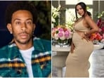 Ludacris and his wife Eudoxie Bridges married in 2014.