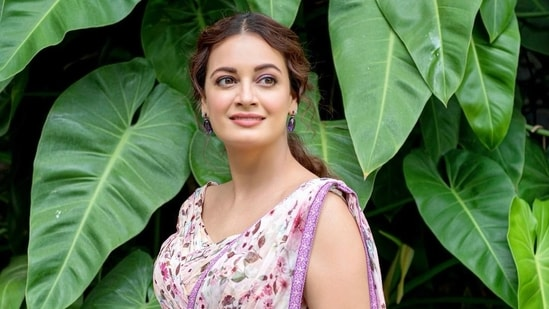Dia Mirza is pregnant with her first child.