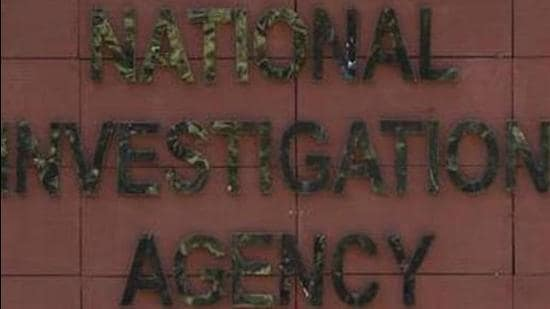 The National Investigation Agency took over the investigation on April 15, 2021. The case had originally been registered by the Tamil Nadu police last year for alleged incriminating posts on the social media platform. (HT PHOTO.)