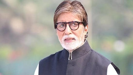 Amitabh Bachchan recovered from Covid-19 last year.