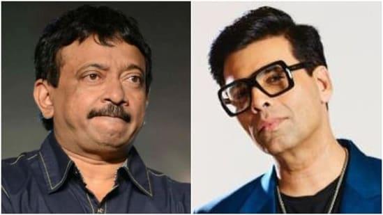 Ram Gopal Varma and Karan Johar have often taken digs at each other in public.