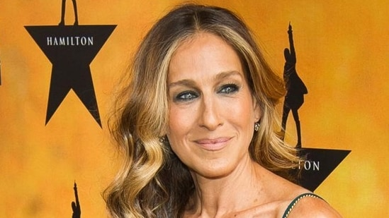 Sarah Jessica Parker shared a picture of her son James without revealing his face.(AP)