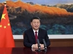 The Politburo meeting chaired by President Xi Jinping also warned China's economic recovery remained uneven and that its foundation was not yet solid. (Ju Peng/Xinhua via AP, File )(AP)
