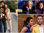 Here are six Bollywood couples who not only share a great bond with each other but also motivate one another to stay fit.(Instagram)