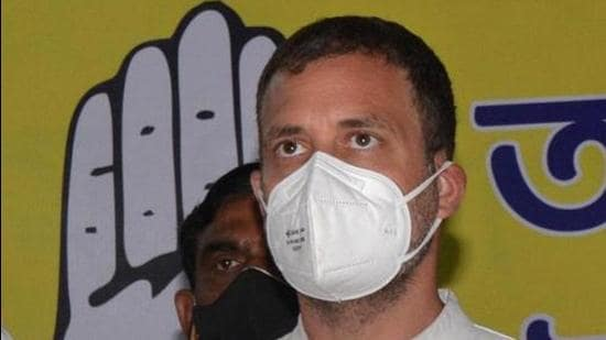 Congress leader Rahul Gandhi has been relentless in his attacks on the Prime Minister Narendra Modi and his government over the handling of the pandemic. (PTI Photo)