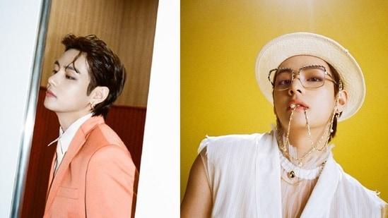 BTS singer V talks about his mixtape.