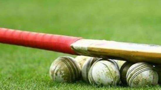 Cricket bat and balls: Representational image(Getty Images)