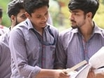 CBSE 10th results 2021: The decision has been taken keeping in mind the safety and health of teachers during the Covid-19 pandemic.(Sanchit Khanna/HT File)