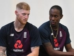 File Photo of Ben Stokes (left) and Jofra Archer.
