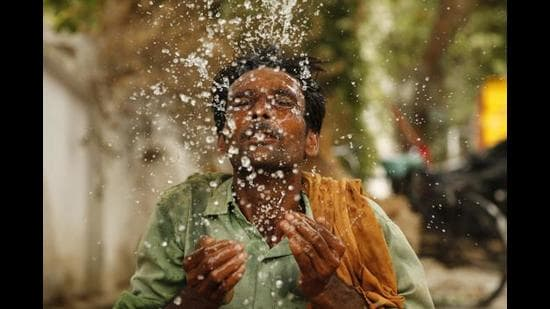 A study by the Energy Policy Institute at the University of Chicago show that rising temperatures can hurt economic output by reducing the productivity of human labour. The damage, the report added, is greatest when already warm days become hotter. (AP)