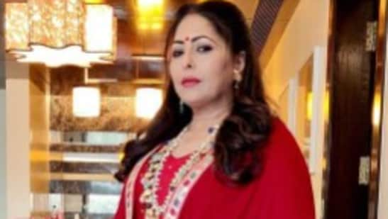 Geeta Kapur is one of the judges on the dance reality show Super Dancer.