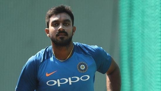 India alll-rounder Vijay Shankar(Getty Images)