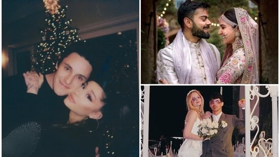 Here are some celebrity couples who got married in secret.