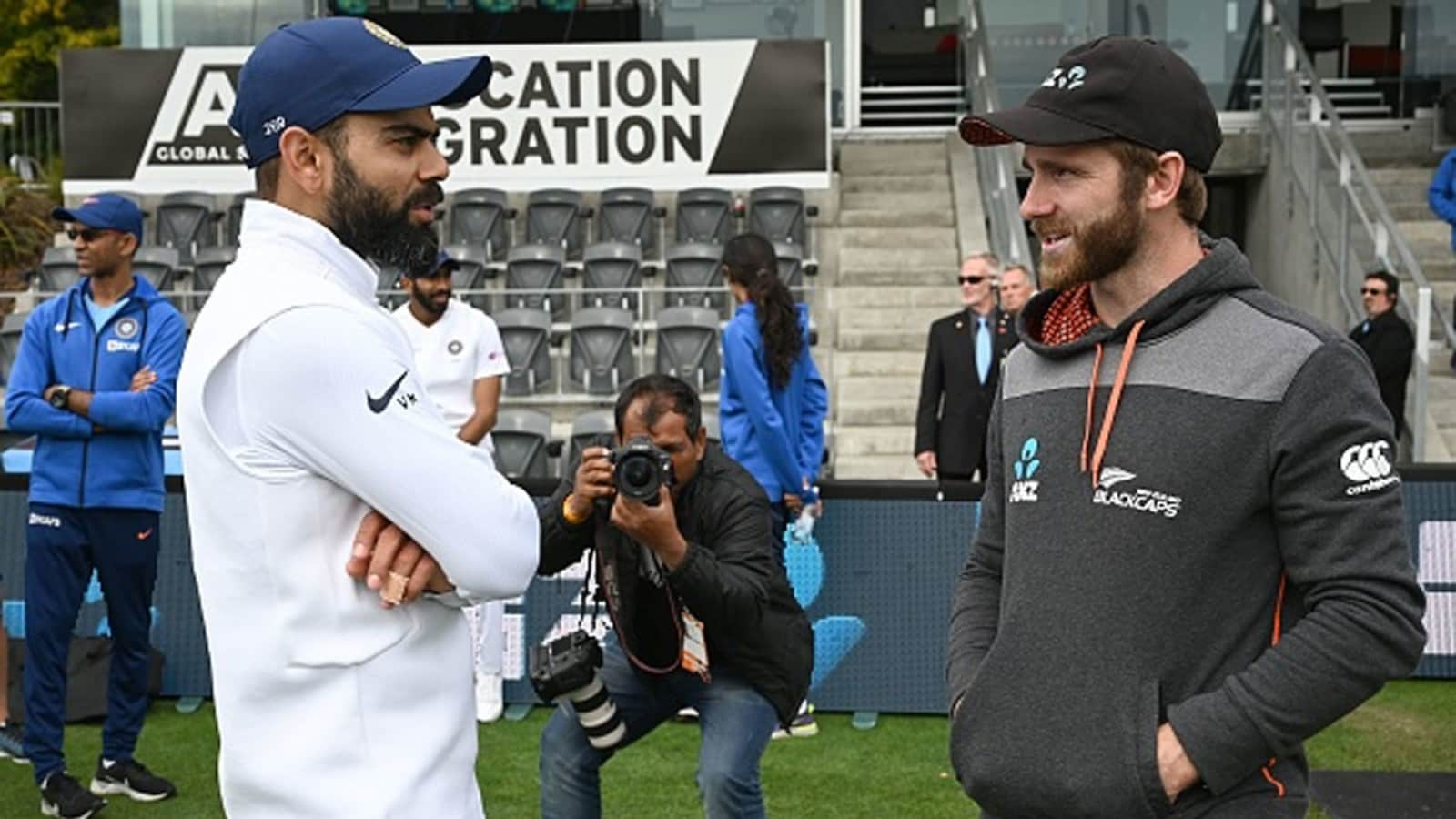 Quite an obvious one for me': Michael Vaughan predicts the winner of India vs New Zealand World Test Championship final | Cricket - Hindustan Times
