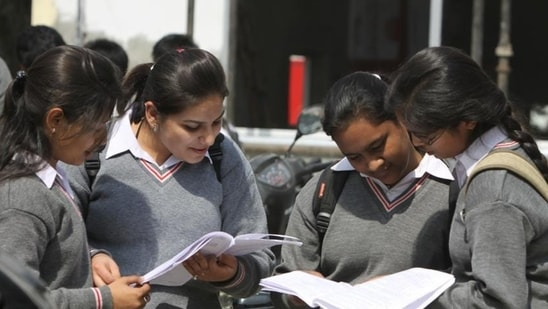 Chhattisgarh Board Class 10 Result 2021: CGBSE 10th Result out, pass percentage(HT file)