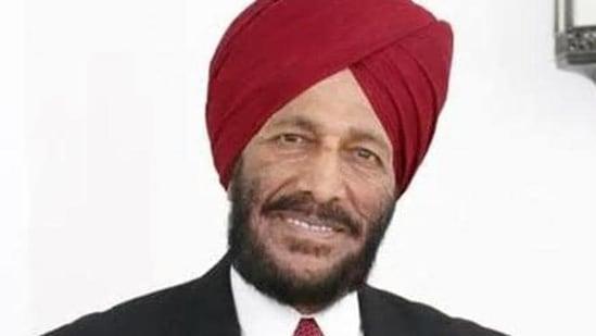 Veteran Olympian Milkha Singh: File Photo