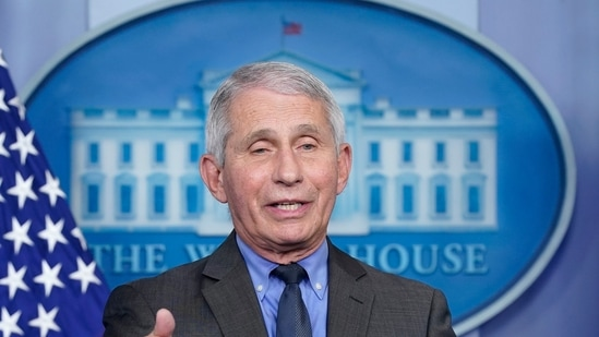 Dr Anthony Fauci (File Photo/AP)