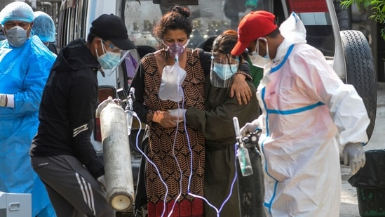 Stopping the transmission of the Covid-19 virus from a person to another person will decrease the infection rate of the disease to a level where it can eventually die, according to the government.(AFP)