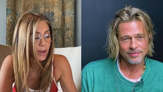 Jennifer Aniston and Brad Pitt were married for a little over five years.