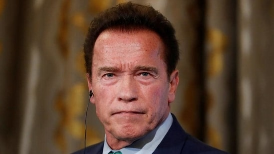 (File Photo) The untitled series with star Arnold Schwarzenegger and Top Gun: Maverick actor Monica Barbaro in prominent roles.(REUTERS)