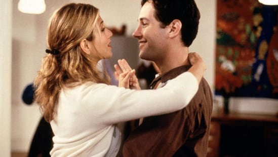 Jennifer Aniston and Paul Rudd are good friends and have starred in two movies together.