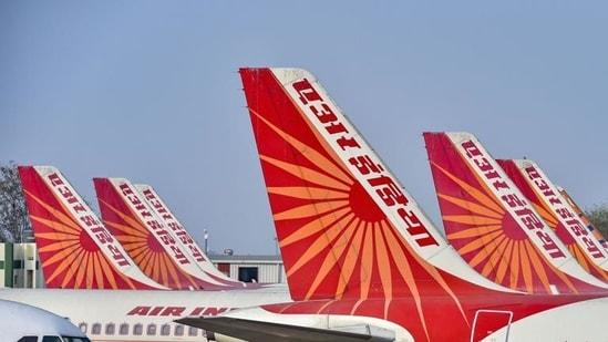 Air India (File Photo/PTI)