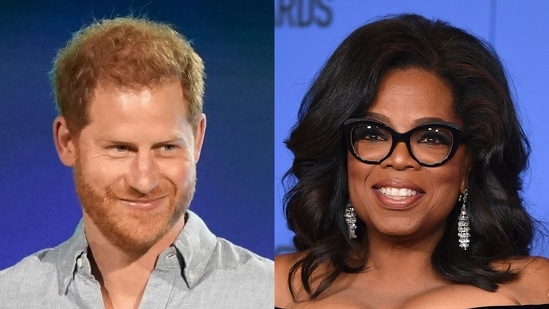 """Winfrey and Prince Harry's series """"The Me You Can't See"""" discusses about importance of therapy and focuses on importance of discussing mental health issues. (AP Photo)"""