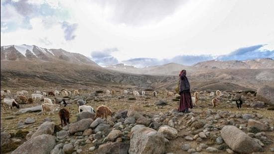 Several villages have come up in the tri-junction between India, Bhutan and China, and a new village is said to have come up close to Longju, near Arunachal Pradesh, which witnessed the first clash between India and China in 1959. (Image used for representation). (AFP PHOTO.)