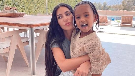 I'm trying not to freak anyone out: Kim Kardashian reveals son Saint had Covid19   Hindustan Times