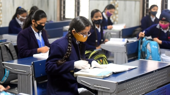 According to the proposal documents, examination for the major subjects can be conducted in two ways. (Photo: Raj K Raj/HT)