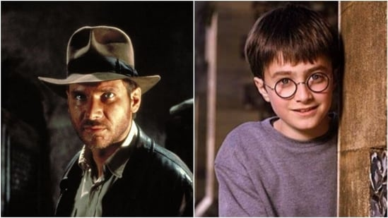 Indiana Jones' fedora and Harry Potter's glasses to be auctioned in California(IMDB)