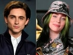 This year's Met Gala Host Committee will include actor Timothee Chalamet and musician Billie Eilish among others.(AP)