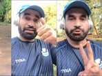 Irfan Pathan's 'first 2k run after Covid' is fitness inspo this Sunday   Watch(Instagram/irfanpathan_official)