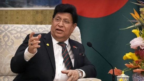 """Foreign Minister A K Abdul Momen has described the vaccine situation in the country a """"crisis"""" and said that Bangladesh is """"desperate"""" to get the vaccines from the US, China, Canada, Russia and the UK. (REUTERS)"""