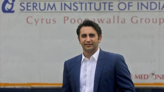 What Suresh Jadhav said is not the official statement of Serum Institute of India, the company clarified saying that Adar Poonawalla is the official spokesperson.(REUTERS)