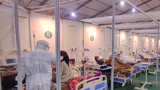 Coronavirus Delhi Updates: The daily new cases of coronavirus in Delhi continue to fall as the COVID-19 positivity rate reached 2.14 percent.