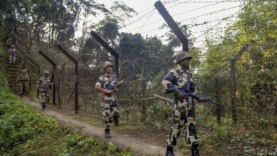 The existing Integrated Check Posts will maintain a wealth of cross-border crime data and process it for short-, medium- and long-term trends.(PTI file photo)
