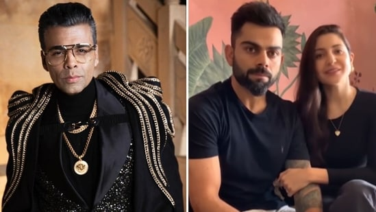 Karan Johar called Anushka Sharma 'desh ki bahu' as she came on India's Got Talent in 2018.