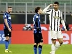 File Photo of Juventus and Inter Milan in action in Serie A.(Twitter)