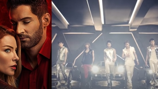 Tom Ellis' Lucifer once featured SHINee's song of the same name.