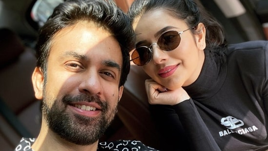 Actor Rajeev Sen and his wife Charu Asopa are expecting their first baby.