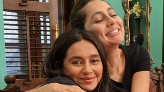 Anusha Dandekar dropped an appreciation post on Instagram for her sister Shibani Dandekar.