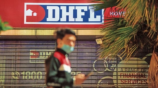 The RBI had in November 2019 referred DHFL to the NCLT for insolvency proceedings.(File photo)