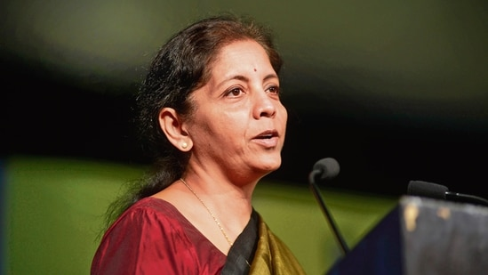 Announcing the new PSE policy in the FY22 budget, Sitharaman said a bare minimum of PSEs will be maintained in four areas of strategic sectors, and the rest privatised, while in the non-strategic sectors, all PSEs will be privatized or closed.(File photo)