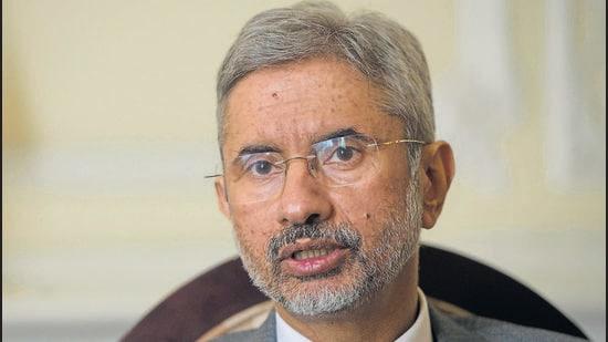 Minister S Jaishankar. (File photo)