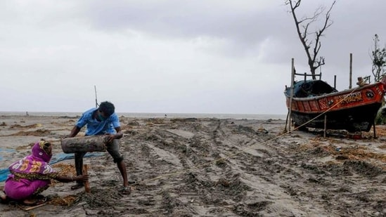 One person has died in Odisha as Cyclone Yaas made landfall.