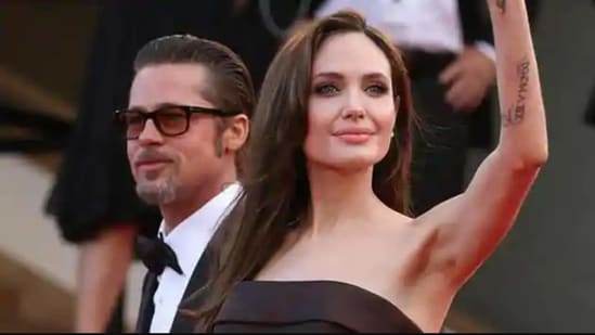 Angelina Jolie and Brad Pitt were declared divorced in April 2019.