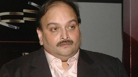 Mehul Choksi is wanted for allegedly siphoning <span class='webrupee'>₹</span>13,500 crore of public money from the state-run Punjab National Bank.(HT File Photo)