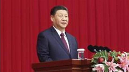 Chinese President Xi Jinping acknowledged the difficulties Nepal has been facing due to the second wave of the pandemic and has expressed his government's full support for the fight against Covid-19. (AP PHOTO.)